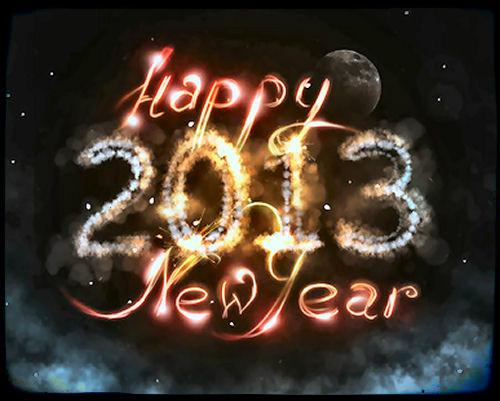 New Years 2013 © Kirill Kedrinski - Fotolia.com 2