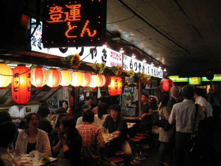 Yurakucho_Yakitori_Alley
