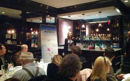 Patricia Zabalza, Director of the Union des Côtes de Bordeaux,