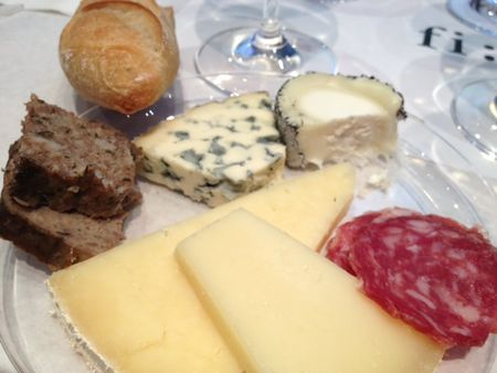 Cheese and Chacuterie