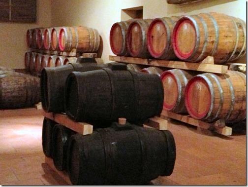 castello D'Alba cellar1