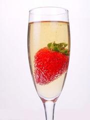 Strawberry-Champagne
