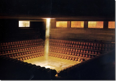 rocca-di-frassinello Cellar with Sun