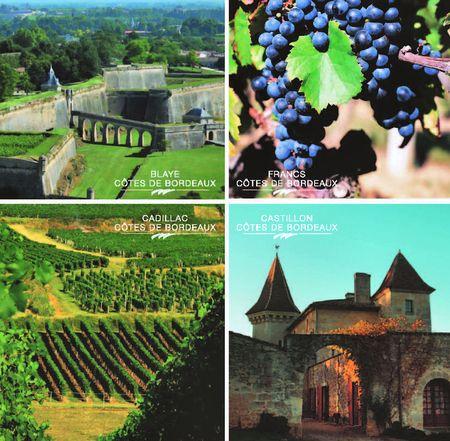 Cotes Du Bordeaux