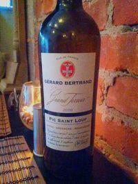 Gerard Bertrand Grand Terroir Pic Saint Loup Languedoc