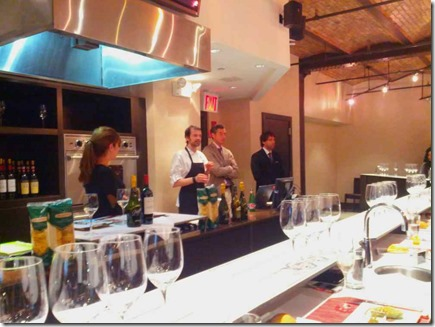 Italian Culinary Experience at the ASTOR center