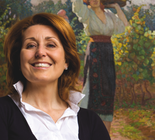 Elisabetta Geppetti (foto Tatge)