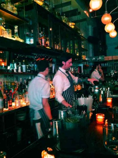 Masterful Bartenders Mixologists