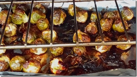 Brussel Sprouts Balsamico 2