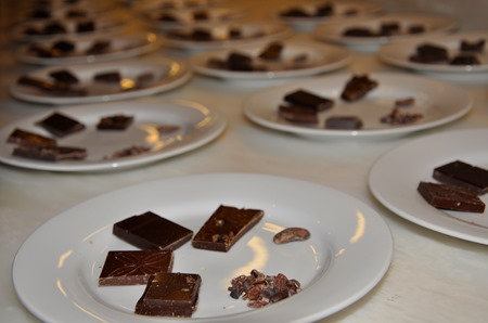 Exotic Chocolate by Roxanne Browning