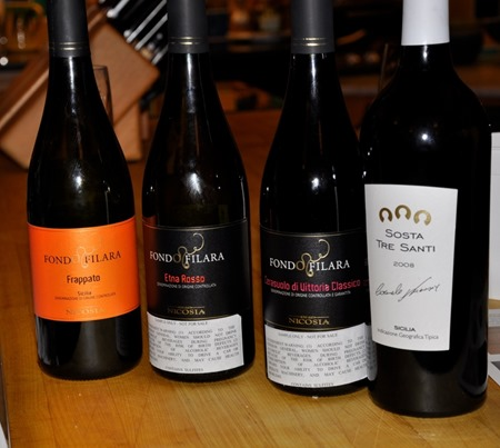 The Wines We Tasted