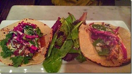 Le Salbuen Tacos Special