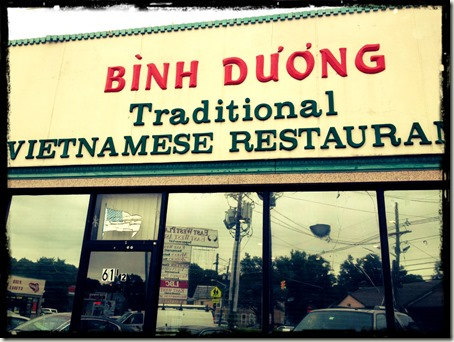 Binh Dong Vietmamese Bloomfield NJ