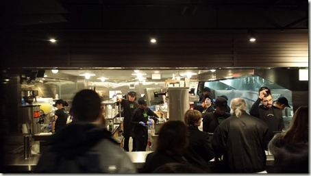 Shake Shack Paramus Busy Kitchen
