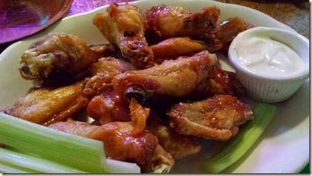 Honey Soy Wings