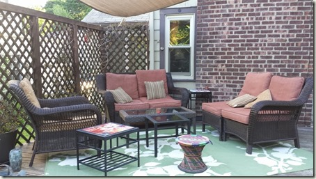 The Outdoor Living Room