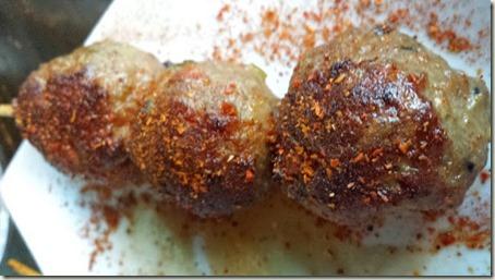 Lamb Meatballs Shao Kao - Yunnan Spices