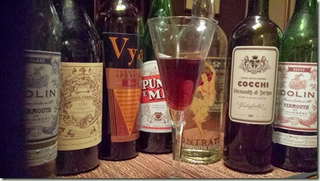 My Vermouth Collection
