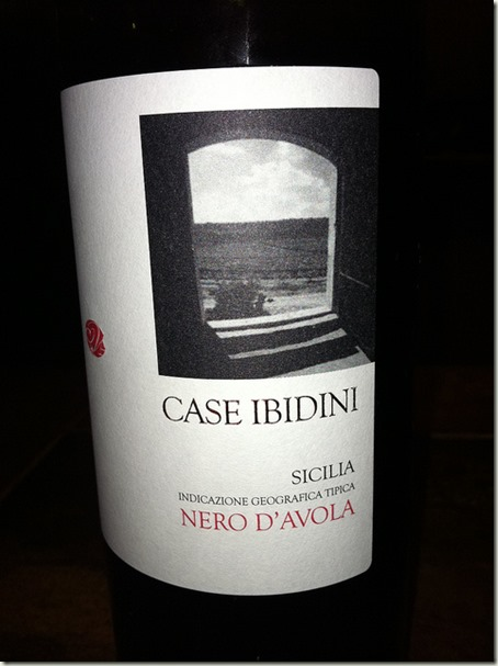 Case Ibidini, a Very Fine Nero d'Avola label