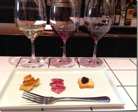 Natural Wines and Food