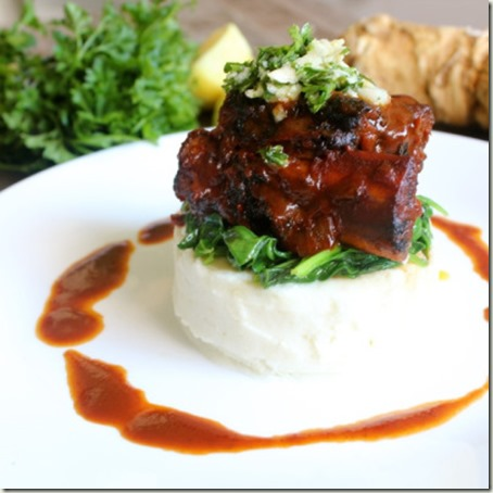 Balsamic Short Ribs