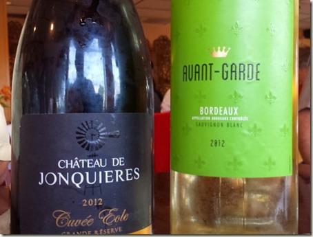 Two French Wines