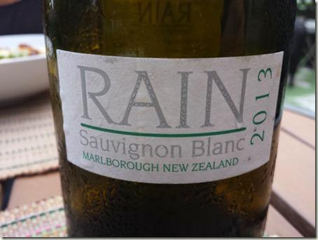Highfield Estate Rain Sauvignon Blanc