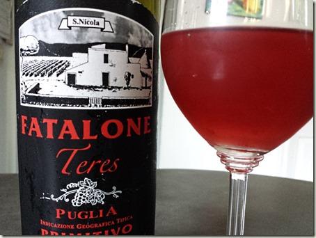 Fatalone Teres Primitivo Puglia