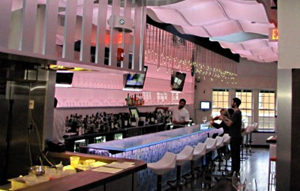 Upstairs Bar Upper Montcialr NJ