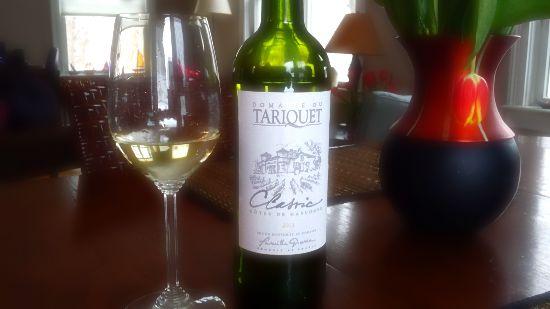 Tariquet Wine sara