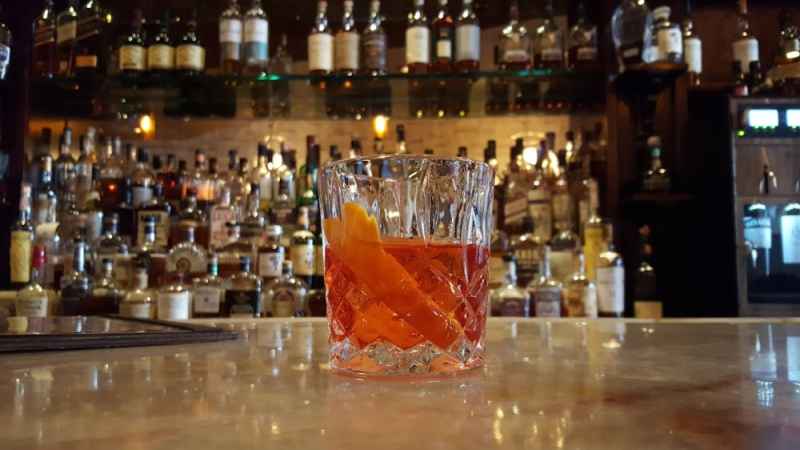 Flights Negroni