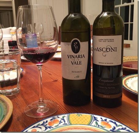 Moldovan Wine