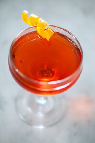 Grand Bank Signature Cocktail