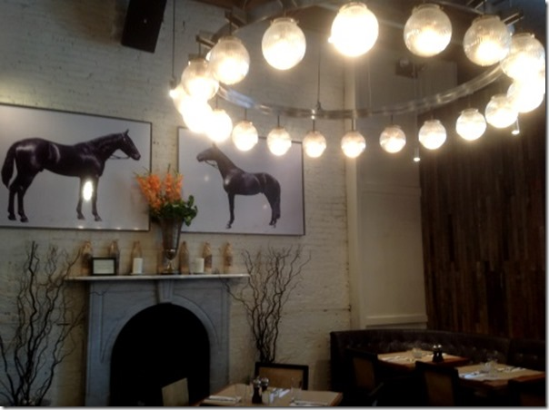 Saxon and Parole Dinning Room Lights