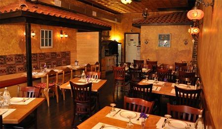 cinar dining room