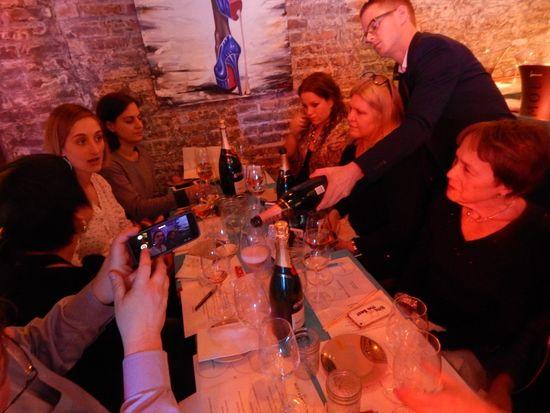 Elise Losfelt, winemaker and oenologist at Moët & Chandon