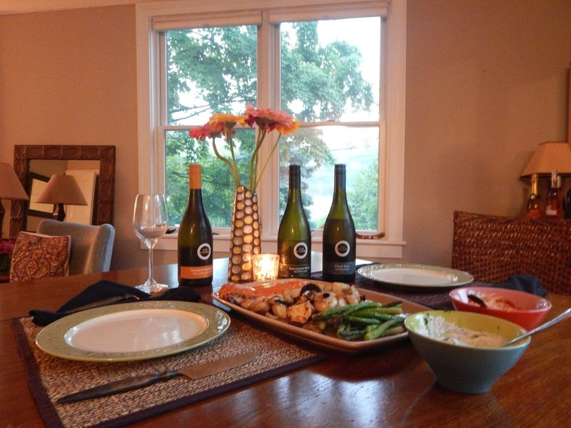 Kim Crawford Garrison Dinner
