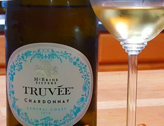 Mcbride Sisters Truvee Central Coast Chardonnay