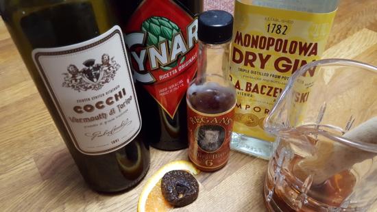 Figroni Ingredients