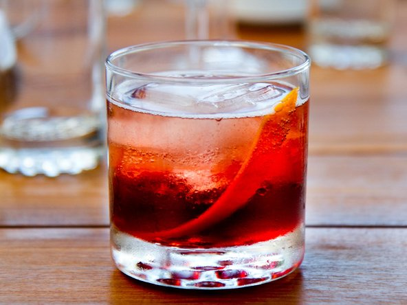 Cocktail Culture A Bubbly Twist on the Negroni