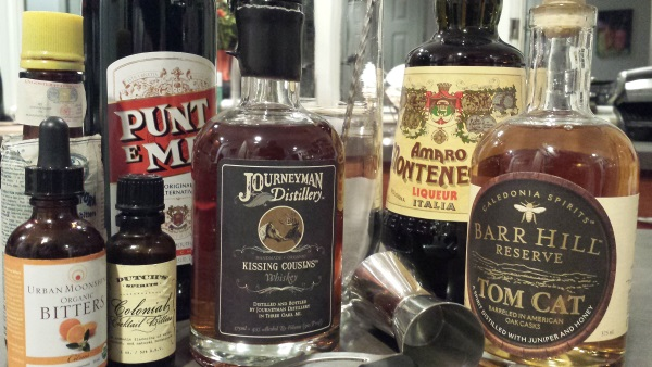 Negroni Exciting New Ingredients