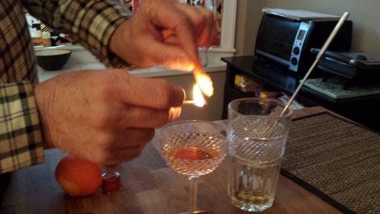 Flaming the Orange 1000