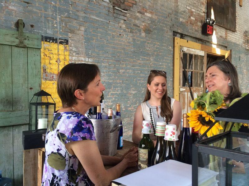 Hudson Chatam Winery Presents