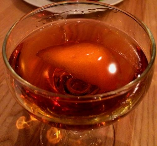 Black Sheep Negroni ANother view